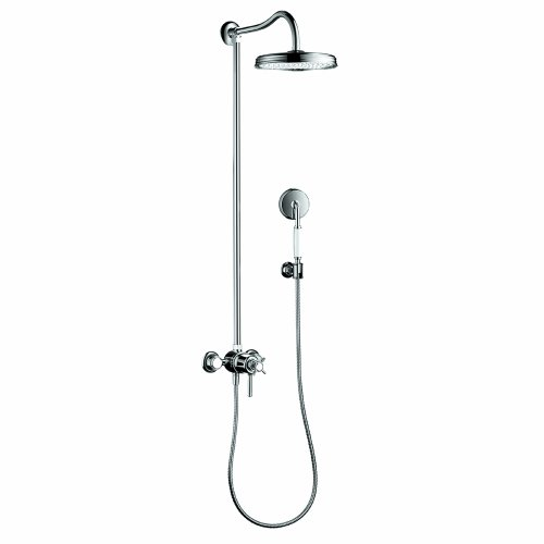 Axor 16570001 Montreux Showerpipe in Chrome
