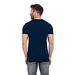 BULLMER Men's Regular Fit T-shirt (Set of 3)