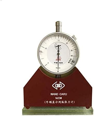 SMT steel and Silk screen printing tension meter Newton tension meter 7-80N