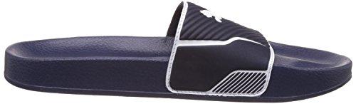 Zapatillas puma zapatillas Leadcat 7-14 Reino Unido - Chaquetón / Blanco o Negro / Blanco Peacoat-white