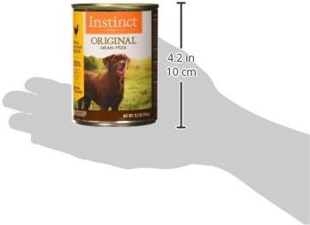 Instinct Original Lata Receta de Pollo de 13.2 oz (6 pack) para Perros 11
