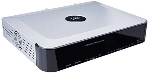 Linksys by Cisco 8-Port Ip Telephony Gateway  (Spa8000-G1) ()