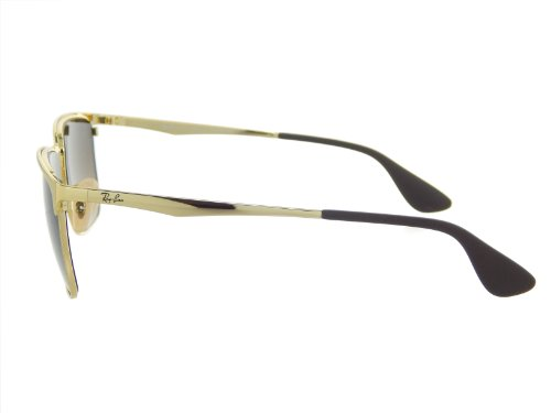 New Ray Ban RB3508 001 13 Gold Crystal Brown Gradient Lens 56mm ... c99f40b194