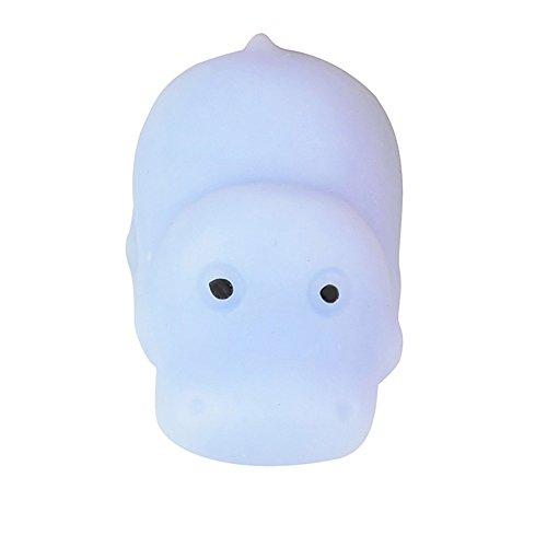 G On Minion Costume (Kanzd Squishy Rabbit Scented Soft Focus Squeeze Kids Fun Decompression Toys (G))