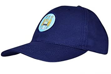 06a2be736ea Image Unavailable. Image not available for. Colour  Man City Crest Baseball  Cap