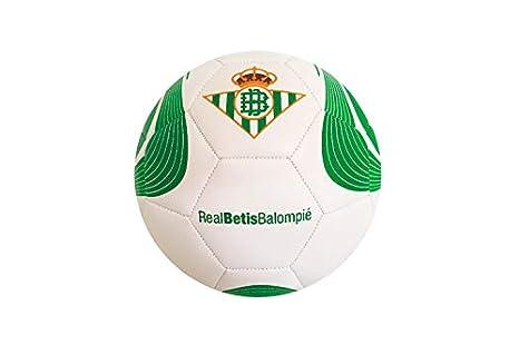 real betis Balón Balompié Grande Talla 5: Amazon.es: Deportes y ...