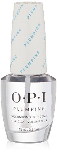 OPI Nail Lacquer Top Coat, Plumping, 0.5 fl. oz.