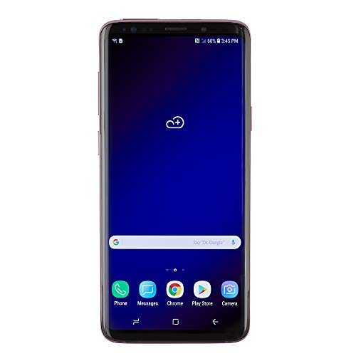 Samsung Galaxy S9 SM-G960U 64GB Verizon -Lilac Purple (Renewed