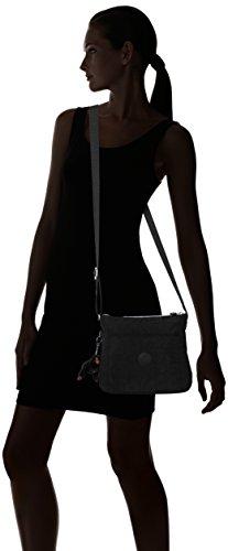 Mujer black Bolsos Negro Bandolera Moyelle Kipling W1gw6qxBPn