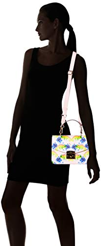 Metropolis Toni Mujer Furla Small Camelia Top Handle Bolso Multicolor Tfxd0qF