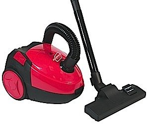 Appliance Plus 1400W Bagged Cylinder Vacuum Cleaner