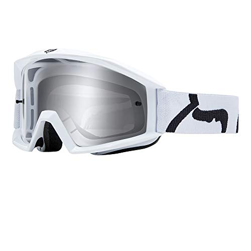 Fox Racing Youth Main Race Goggle-White ()