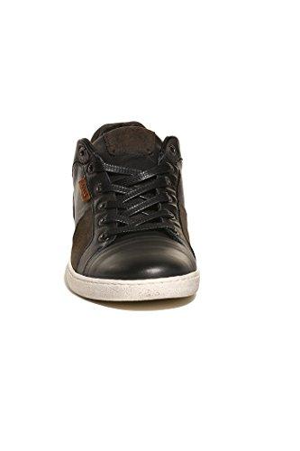 Levi's Tulare Pt Toe Cap - Zapatillas Hombre negro