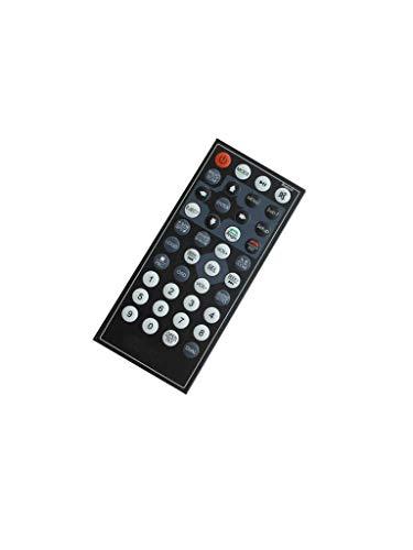 Calvas Remote Control For SPL SID-3201 SID-3201T SID-8902T SID-8902B SID-8902BT Audio Car Stereo System