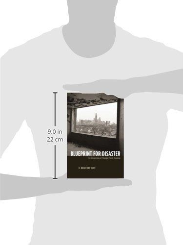 Blueprint for disaster the unraveling of chicago public housing blueprint for disaster the unraveling of chicago public housing historical studies of urban america amazon d bradford hunt books malvernweather Images