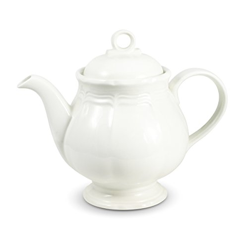 Mikasa French Countryside Tea Server, White ()
