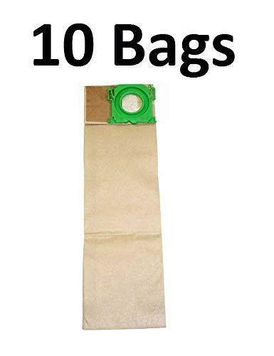 - 10 Replacement Vacuum Bags for Windsor Sensor S12 Vacuum Model