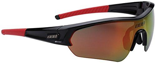 BBB BSG-43 Select Monture de lunettes Noir/rauchRougee mlc gläser
