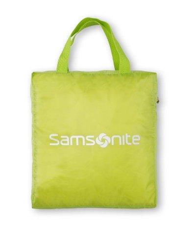 samsonite - culla ripiegabile da viaggio, colore: limone/lime ... - Lettino Viaggio Samsonite