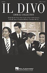 Ttbb Collection - Hal Leonard Il Divo (Choral Collection) TTBB Collection by Il Divo
