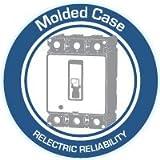 GE Distribution SELA36AI0030 Spectra RMS™ Mag-Break® Molded Case Circuit Breaker 30 Amp 600 Volt AC 3-Pole