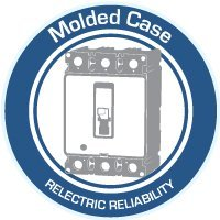 GE Distribution SELA36AI0030 Spectra RMS™ Mag-Break® Molded Case Circuit Breaker 30 Amp 600 Volt AC 3-Pole
