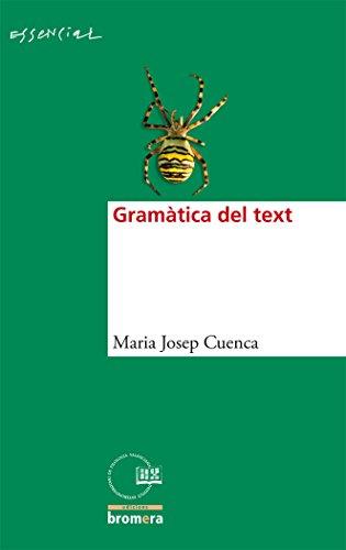 Gramàtica del text (ESSENCIAL)