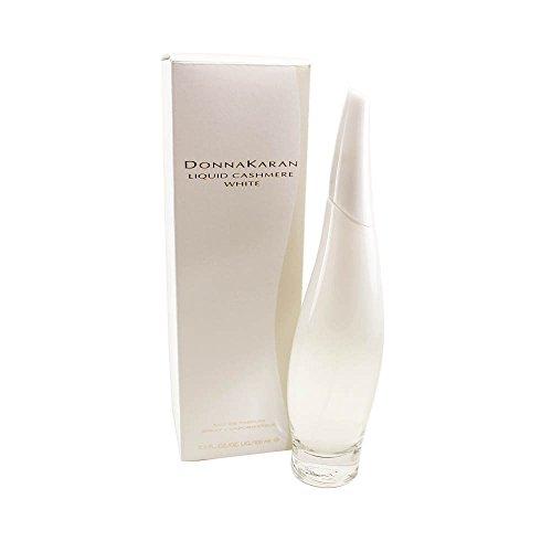 Donna Karan Liquid Cashmere White Eau de Parfum Spray for Women, 3.4 oz (Donna Karan Perfume)