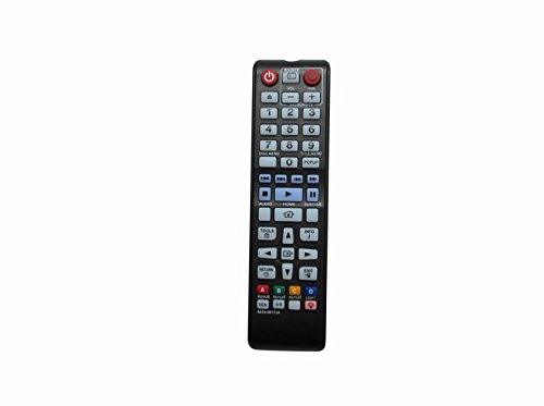 General Replacement Remote Control For Samsung BD-D5250C BD-D5250C/ZA BD-F5500 BD-F5500/XY 3D Disc BD Blu-ray DVD Player Type Xy Disc