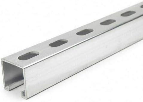 12 Gauge 3 ft Aluminum Strut Channel L