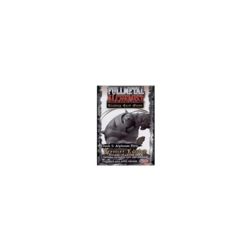 - Full Metal Alchemist Trading Card Game: Alphonse Elric Starter Deck 2
