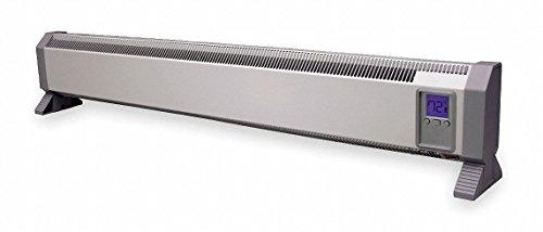 - 1500/200W Electric Baseboard Heater, Radiant, 120V