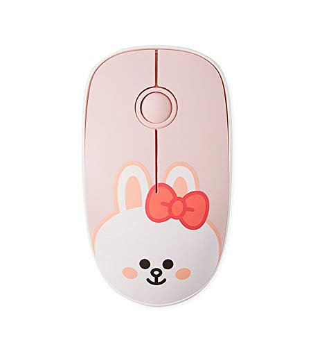 Line Friends Cony Silent Wireless Mouse