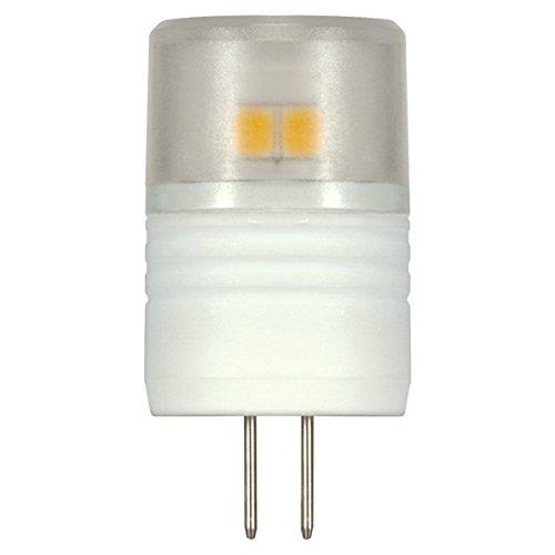Satco S9221、LED 2.3W JC/G4 5000K、LED電球25個パック。 B0742CY516