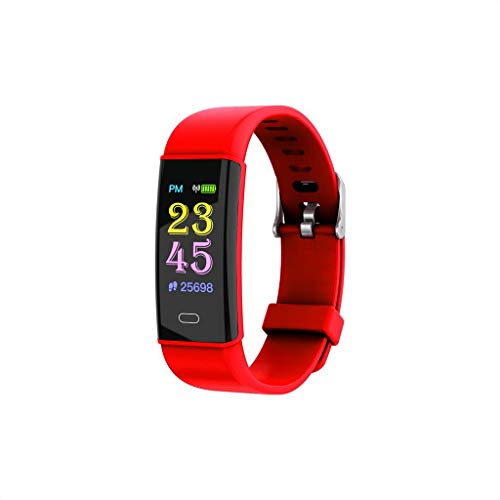 HR Activity Tracker Regular Fit, Color Screen Activity Tracker Watch with Calorie Counter Heart Rate Sleep Monitor Alert Pedometer Smart Fitness Band for Women Men Kids for Android iOS -