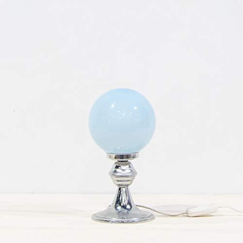 Lámpara de mesita de noche Vintage. Lámparita de mesa de noche ...