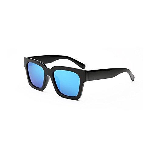 Polarizadas De Unisex Sol Gafas Gafas De 3 Acogedor Cuadro QY 3 Color Gran YQ Retro Cuadrado Sol wqUtTxPS