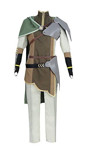 The Rising of The Shield Hero Naofumi Iwatani Cosplay Costume