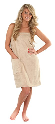 Terry Cloth Wrap - 2