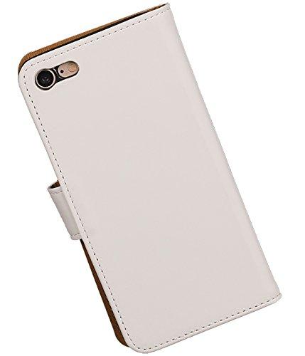 MobileFashion Effen Book Cases pour Iphone 7 Portefeuille Case Cover Booktype avec Slots pour cartes et support