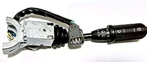 JCB Piezas 3CX Lado Derecho Tallo Palanca Interruptor Luces y Limpiaparabrisas Equivalente a Número De Repuesto