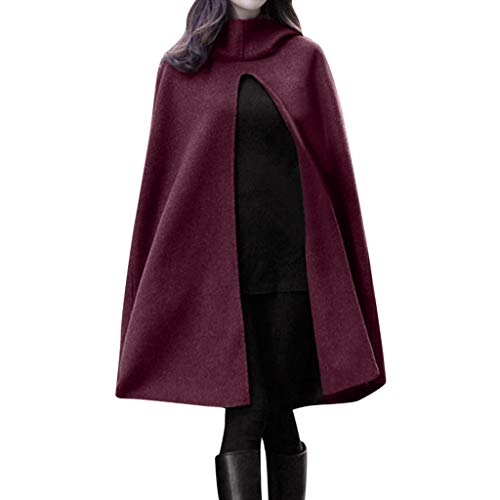 Costumes Ski Spyder - XQXCL Women Coat, Fashion Solid Hooded