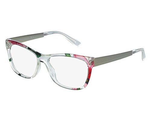 0eef84b12f Amazon.com  Gucci eyeglasses GG 3741 2G2 Acetate Crystal - Silver  Clothing