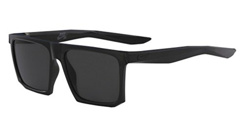 Sunglasses NIKE LEDGE EV 1058 001 BLACK W/DARK GREY - Sunglasses Nike Warranty