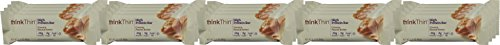 ThinkThin Creamy Peanut Butter Protein Bars 60g,10 Count Box, 2 Pack