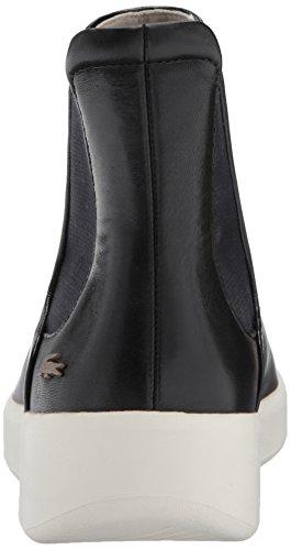 Lacoste Mujeres Rochelle Chelsea 317 1 Fashion Botines Negro