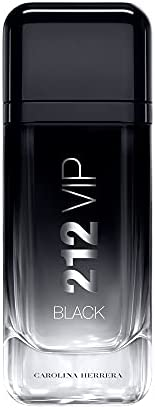 212 Vip Black Carolina Herrera - Perfume Masculino Eau de Parfum - 100Ml, Carolina Herrera, 100
