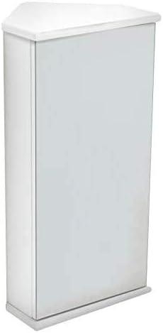 House & Homestyle Mirror Cabinet, H 60cm x W 30cm x D 22.5cm