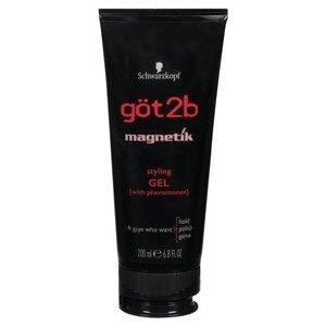 Vous avez 2b Magnetik Styling Gel cheveux avec des phéromones - 6.8 Oz, pack 2