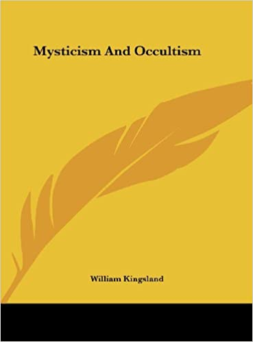 Mysticism and Occultism